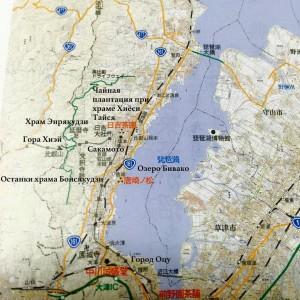 плантация асамия в хиёси тайся