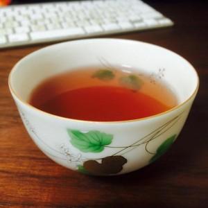 чай куромамэ