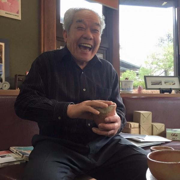 японский чайный фермер
