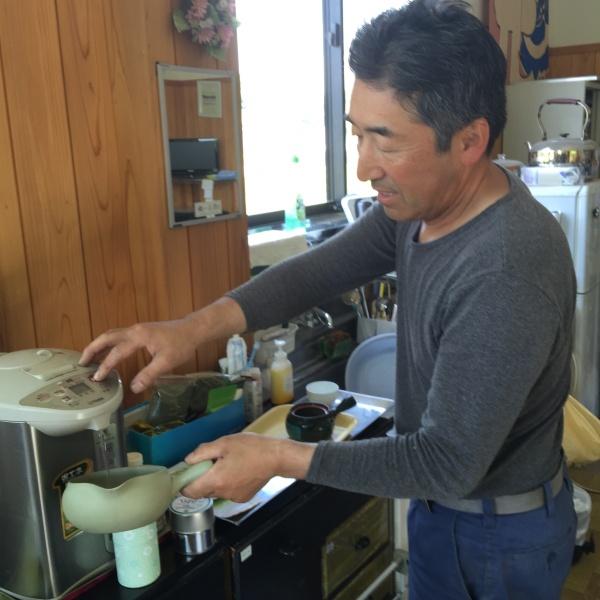 чай Сидзуока