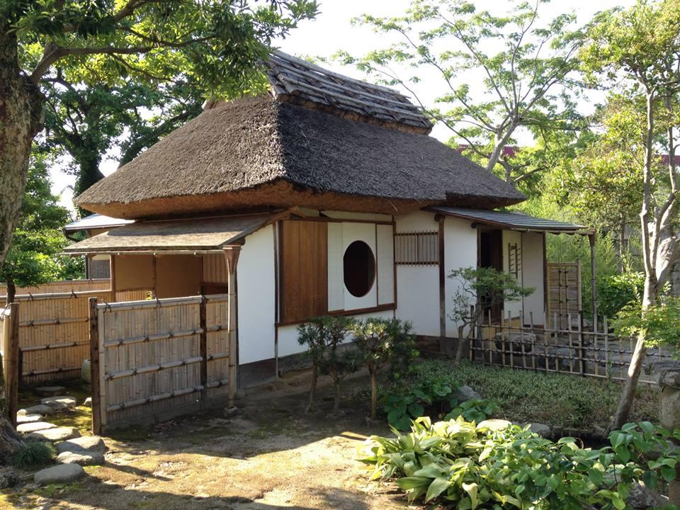 Чайный домик Меймейан в Мацуэ