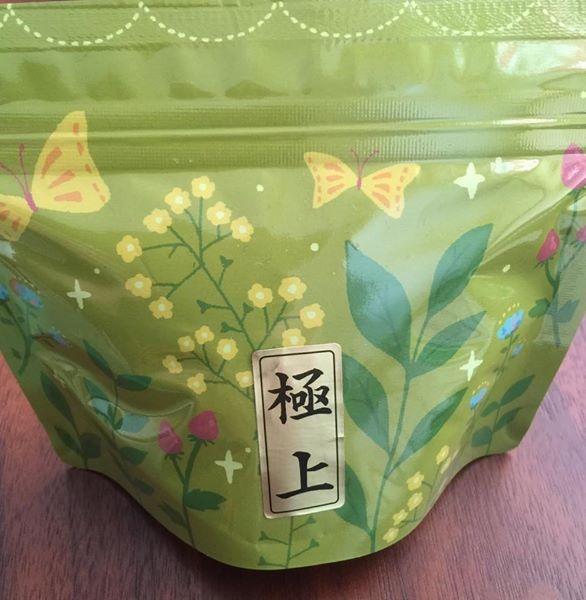 упаковка японского чая