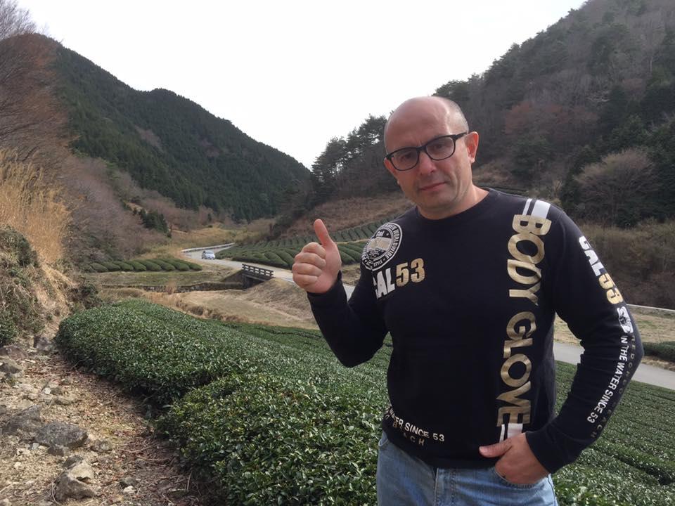 японский чай моси
