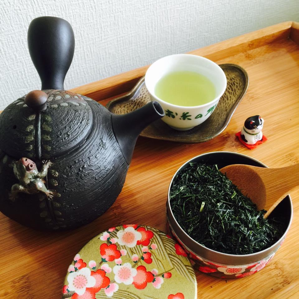 чай кабусэ сенча