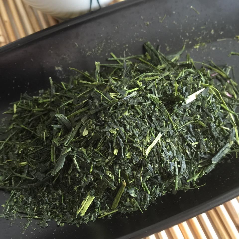 зелёный чай сенча окухарука