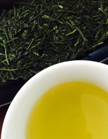 аоянаги органический зелёный чай япония