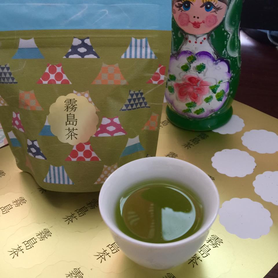 кирисима сенча из Японии
