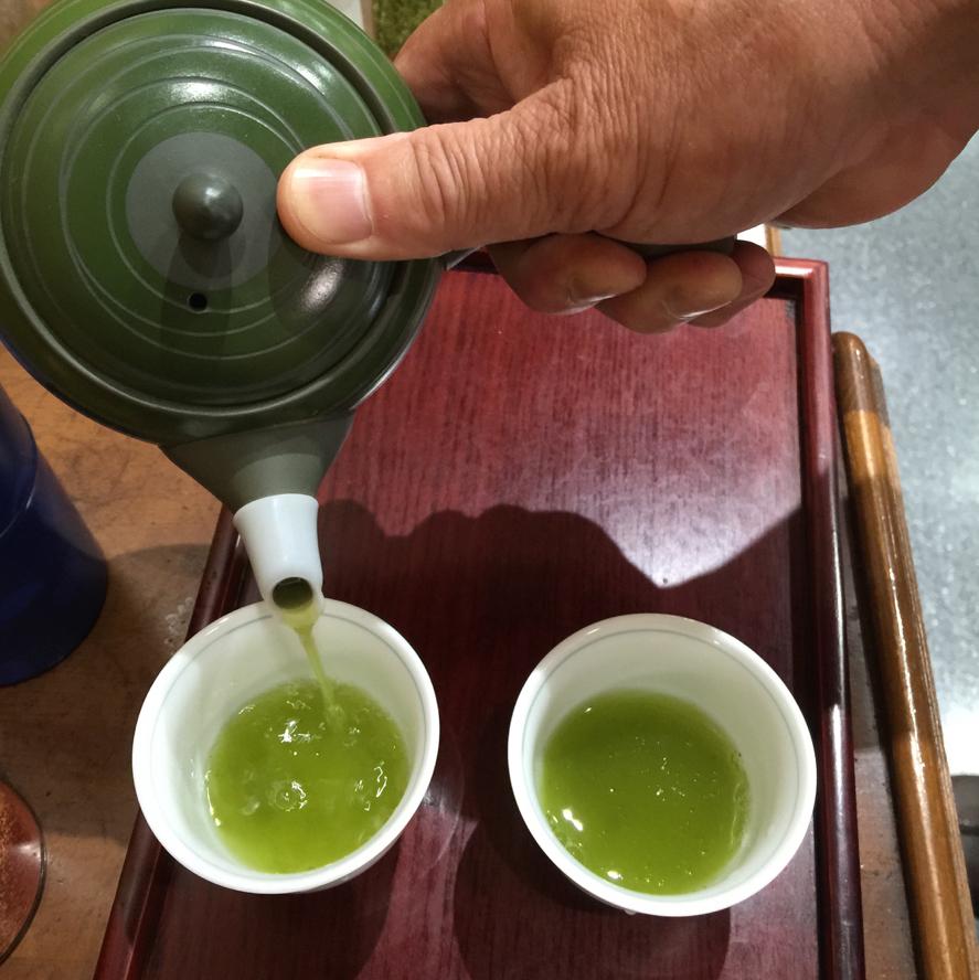 японский чай саяма сенча