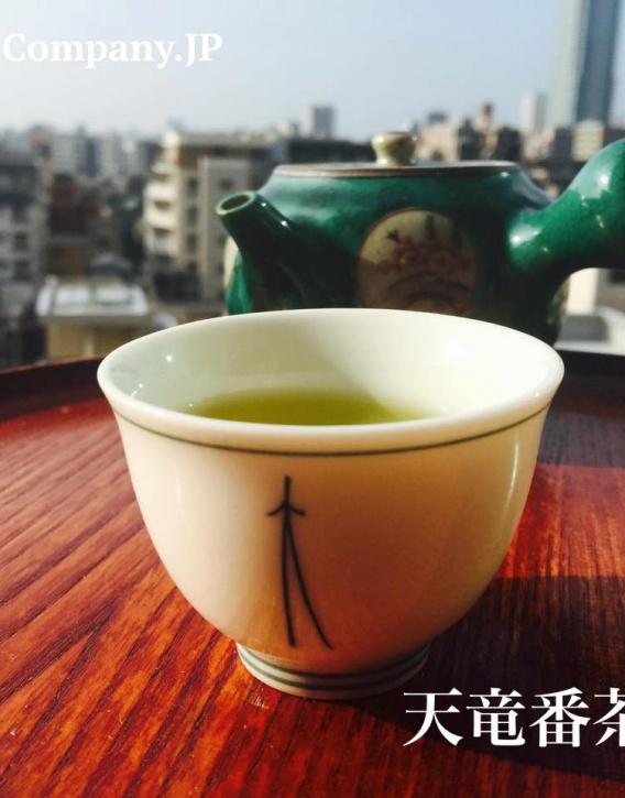 тэнрю банча лучший японский чай