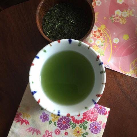 элитный чай сенча фукамуси