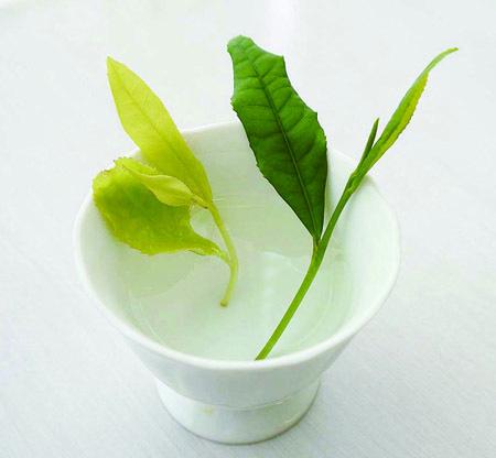 белый японский чай принцесса Хосино