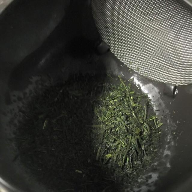 зелёный чай сенча из Ямэ