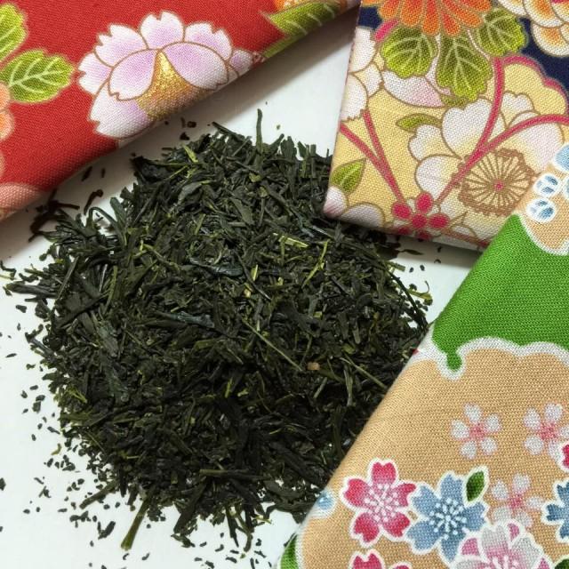 японский чай сенча