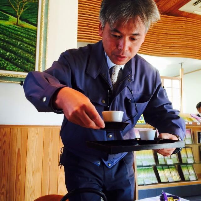 как заваривать японский чай