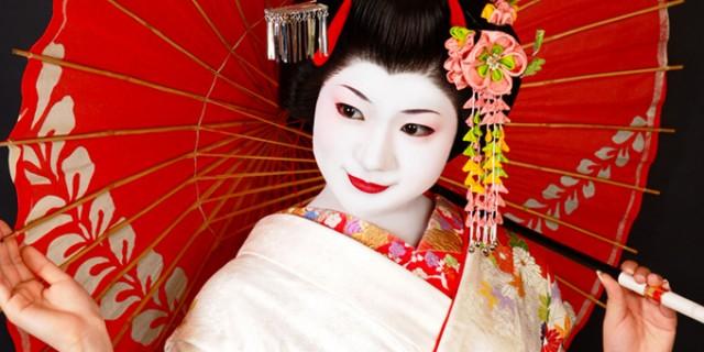 япония чай майко