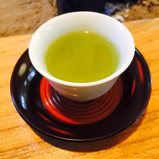 японский зелёный чай Мияко но дзё
