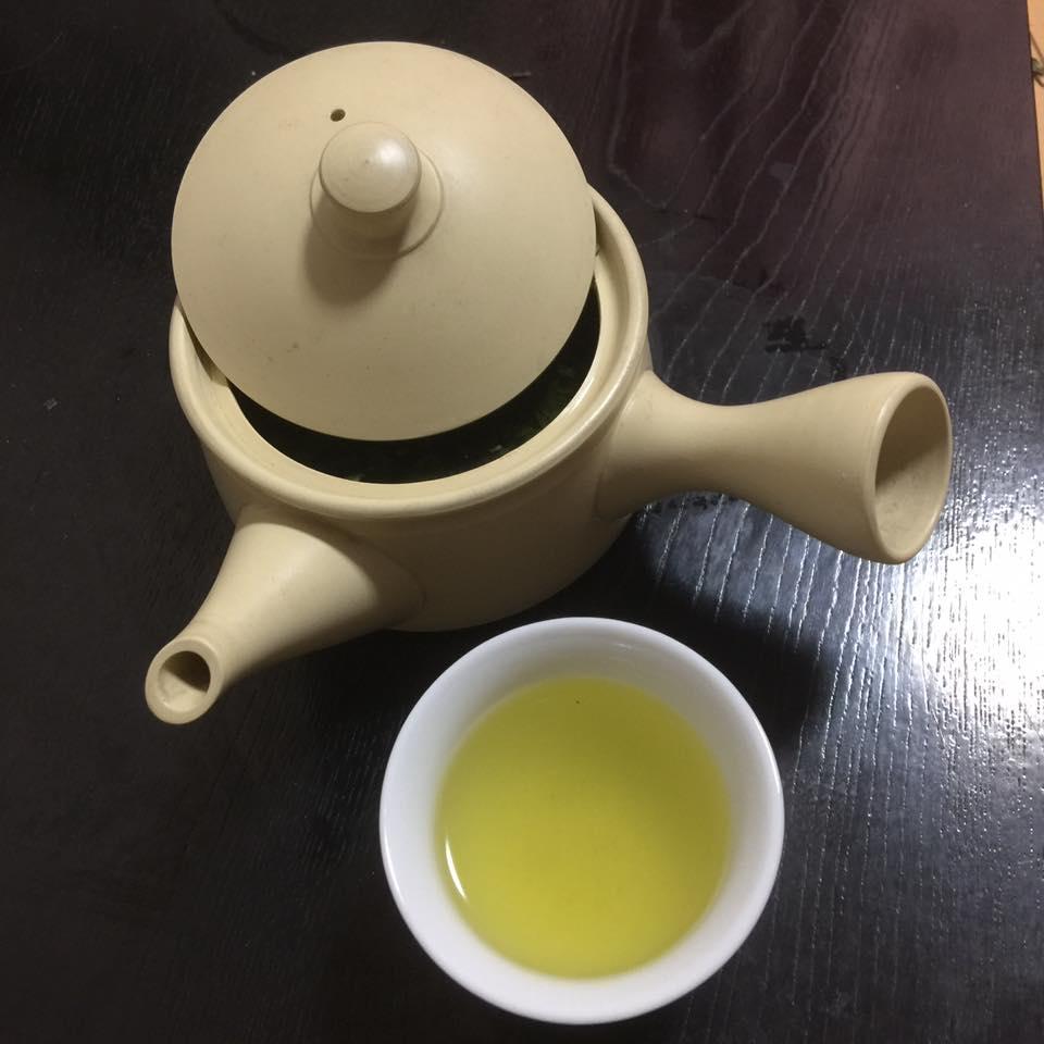 сортовой японски чай