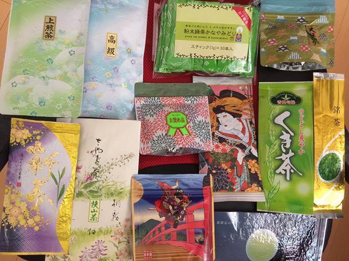 Лучший Японский Чай летит в Нью-Йорк!