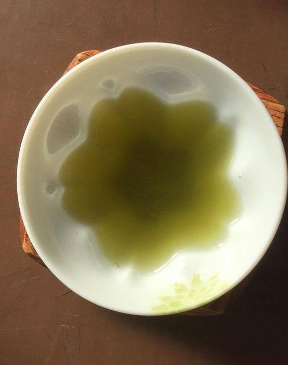 порошковый чай Какегава генмайча Япония