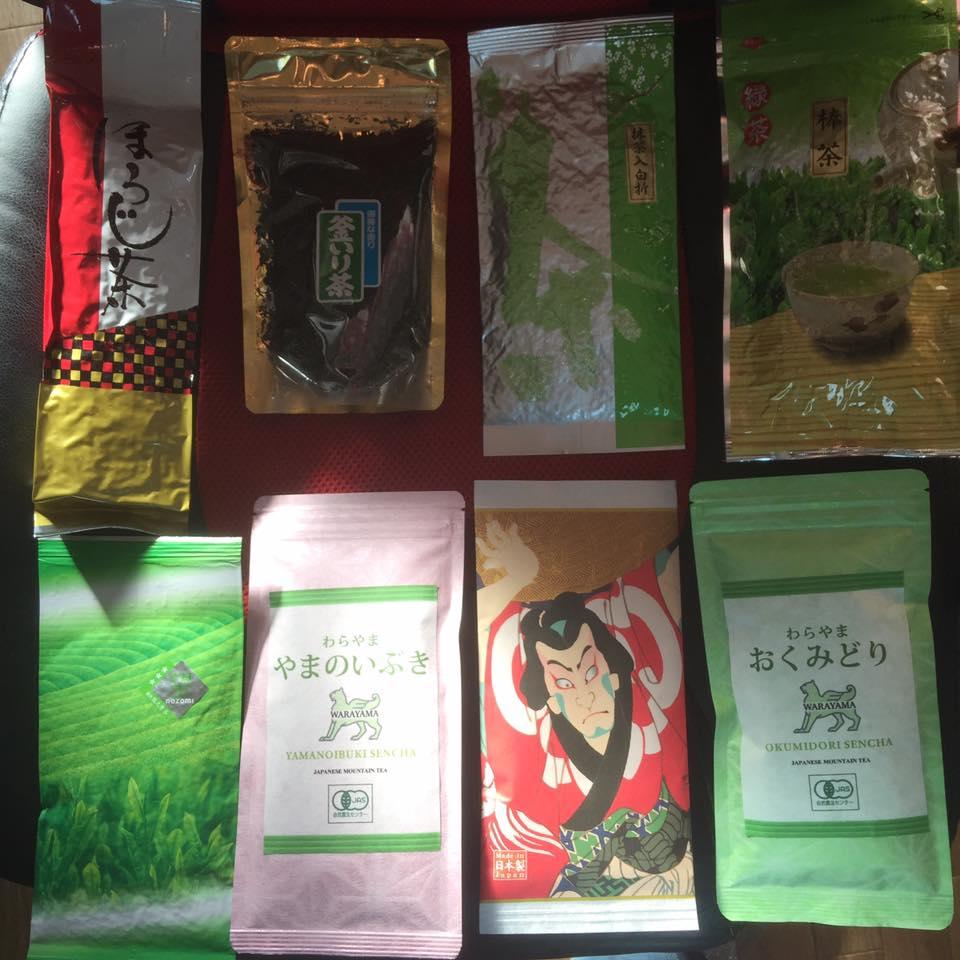 лучший японский чай Минск Япония