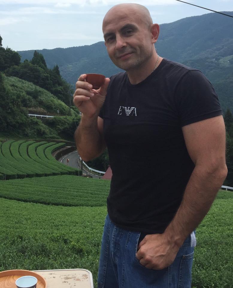 Чайный Самурай Тэнрю