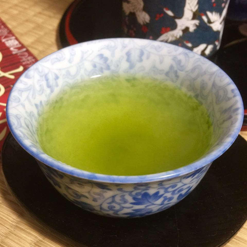 миссия японский чай