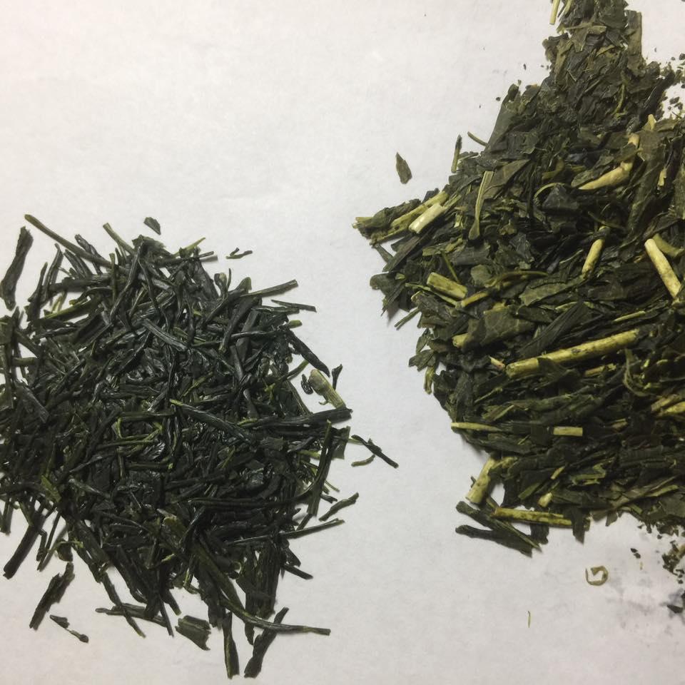 зеленый чай из супермаркета