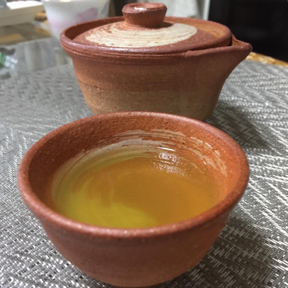 асамия сенча чай