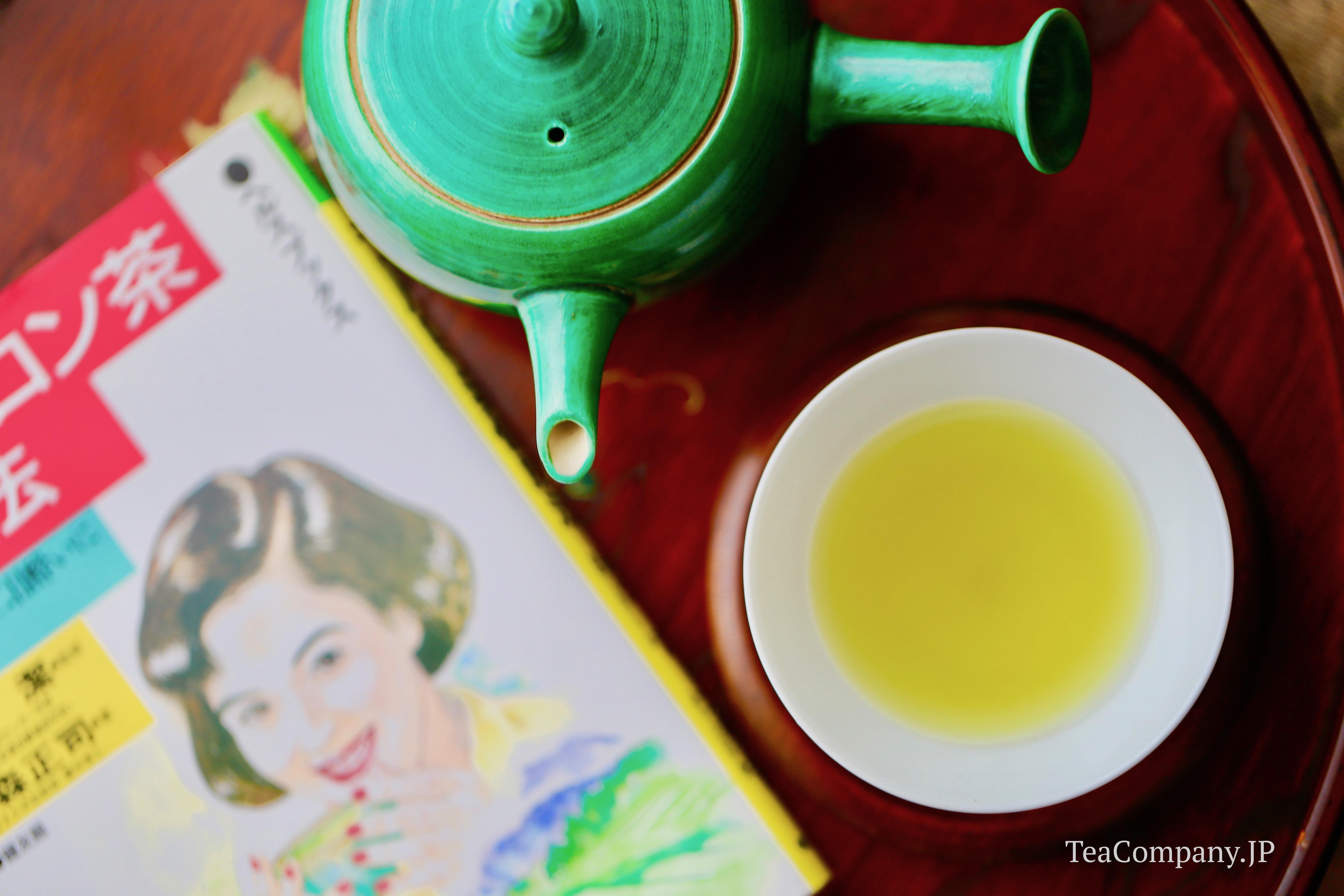 габа чай Япония