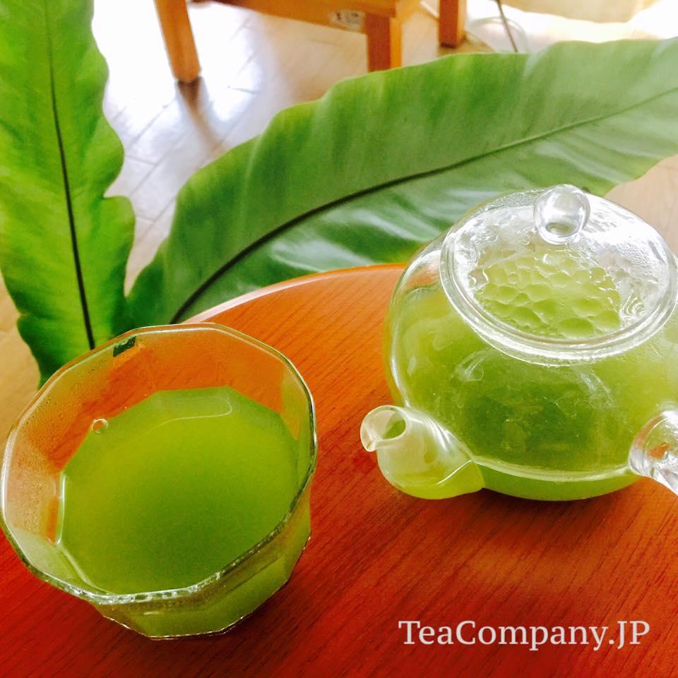Иэяма сенча порошковый чай