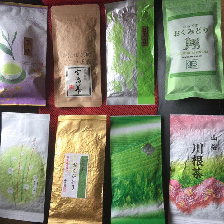 лучший японский чай