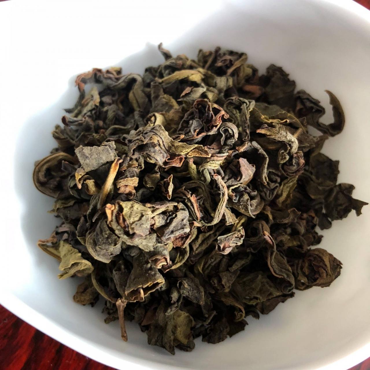 улун бэнифуки чай