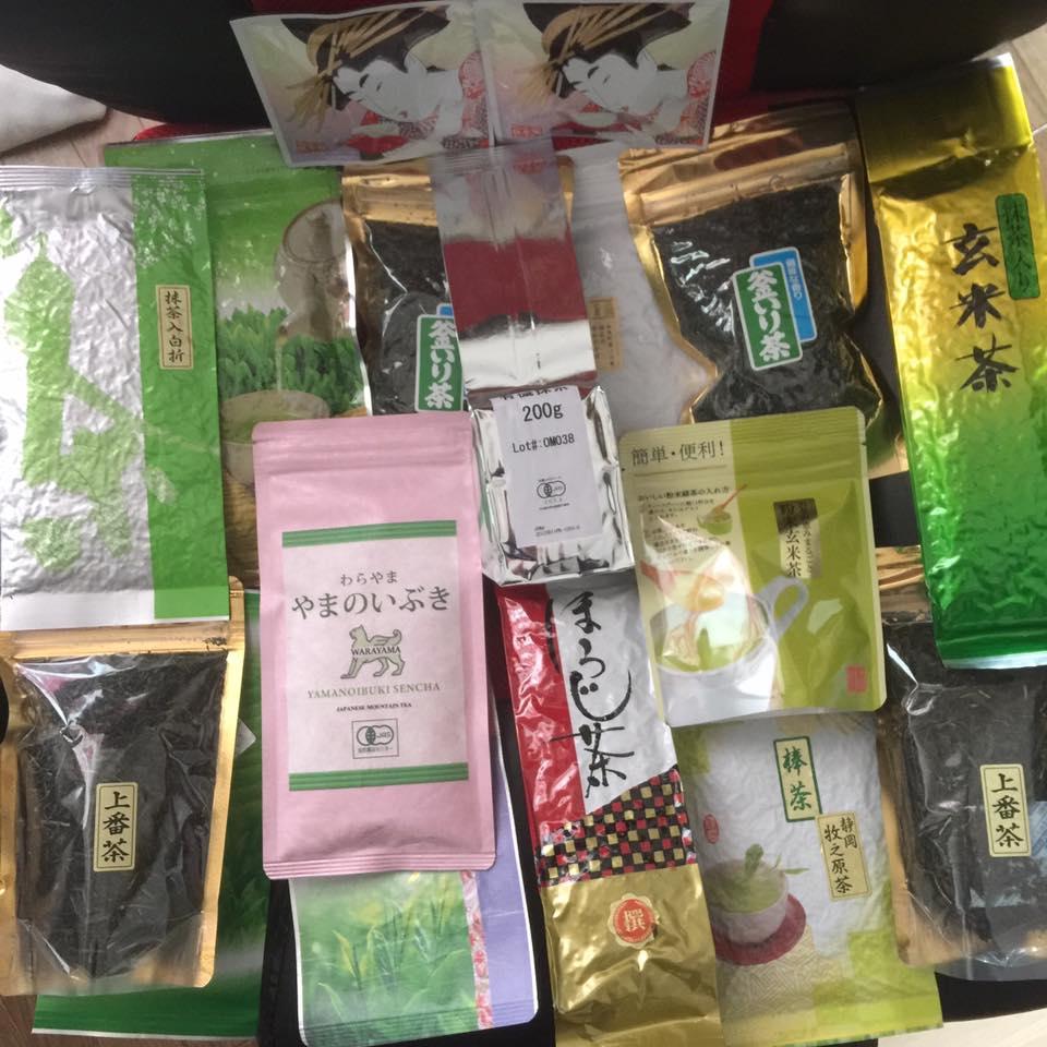 японский чай и чайная посуда