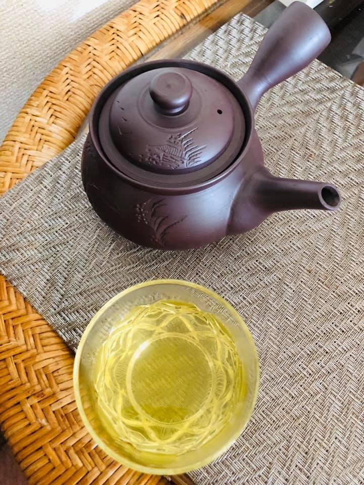 кюсу банко чай