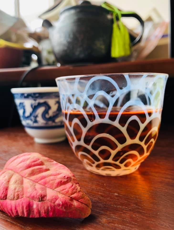 Черный чай вакоча