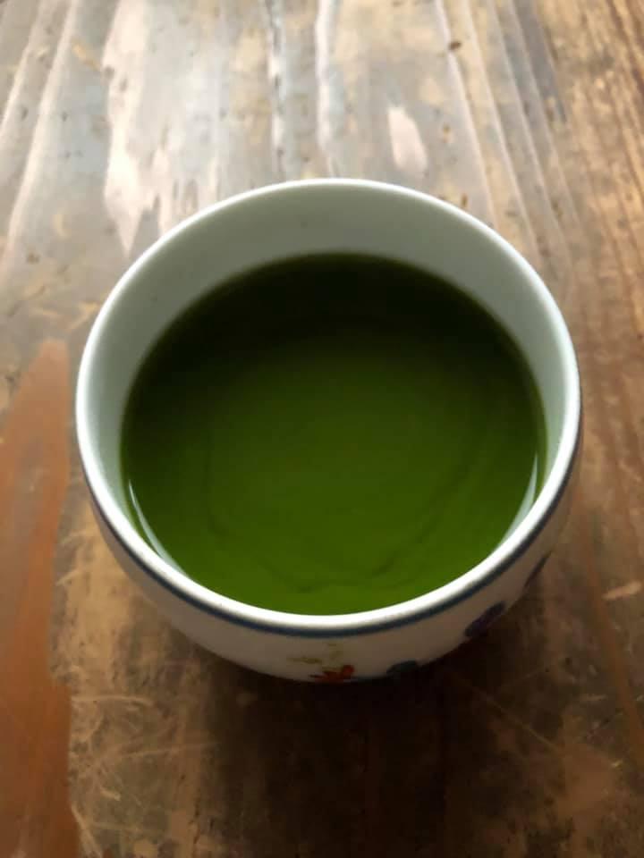 порошковый чай такачихо