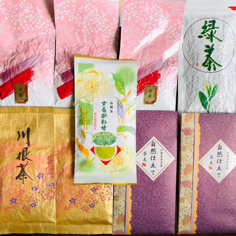 японский чай из Японии в Москве