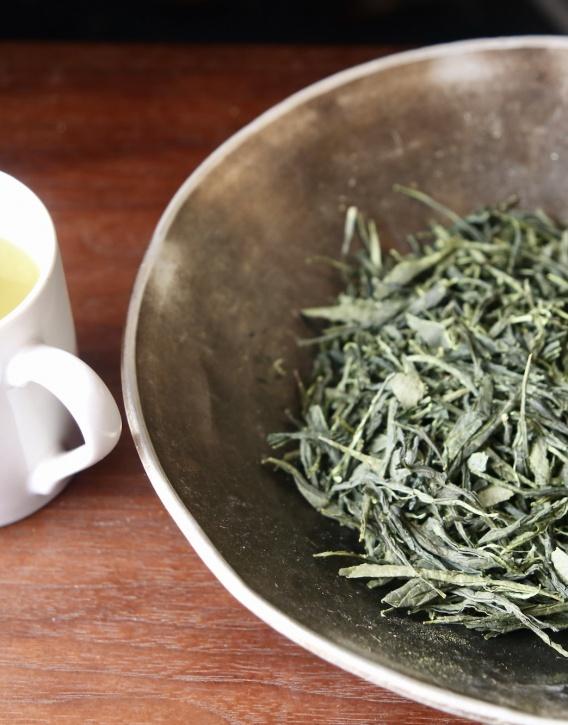 Копия Ямато мидори сенча чай