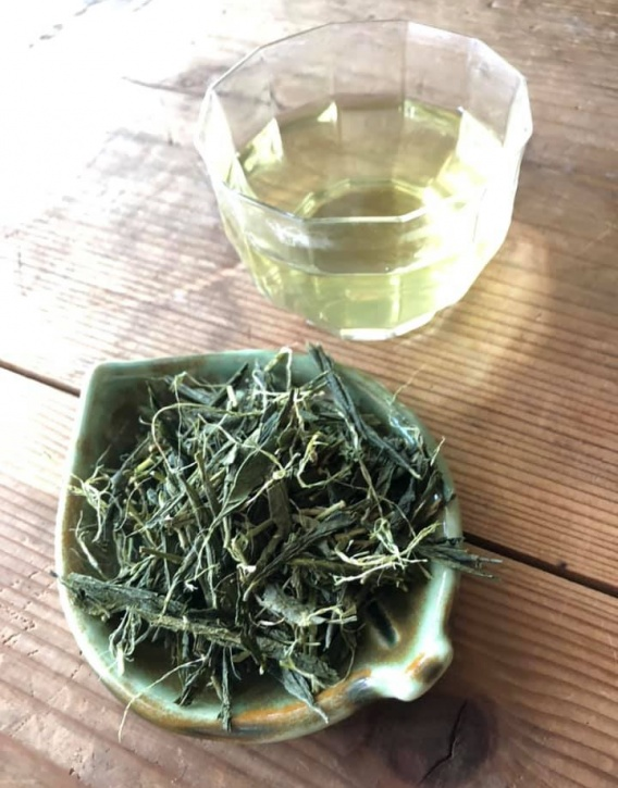 природный чай