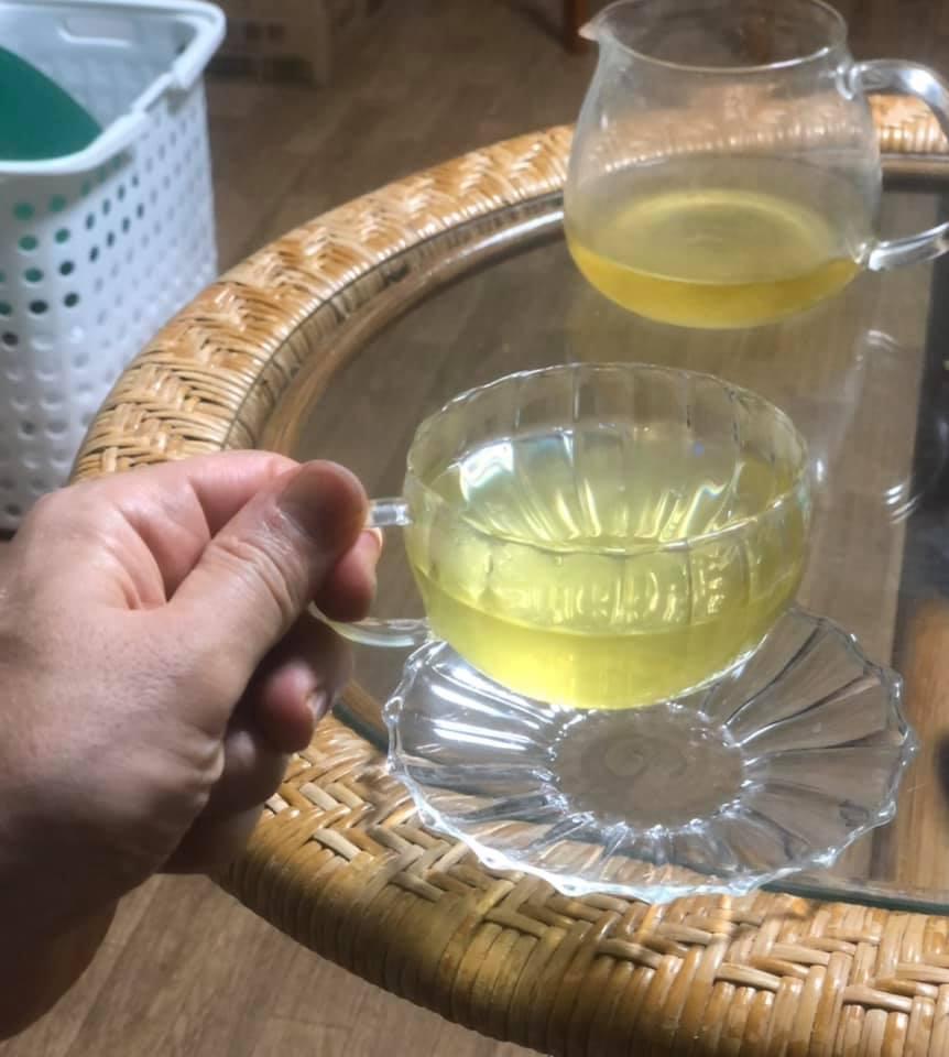 пора пить чай