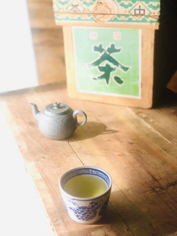 природный чай Ямасиро